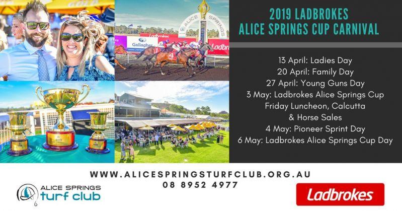 Alice springs cup carnival 2019