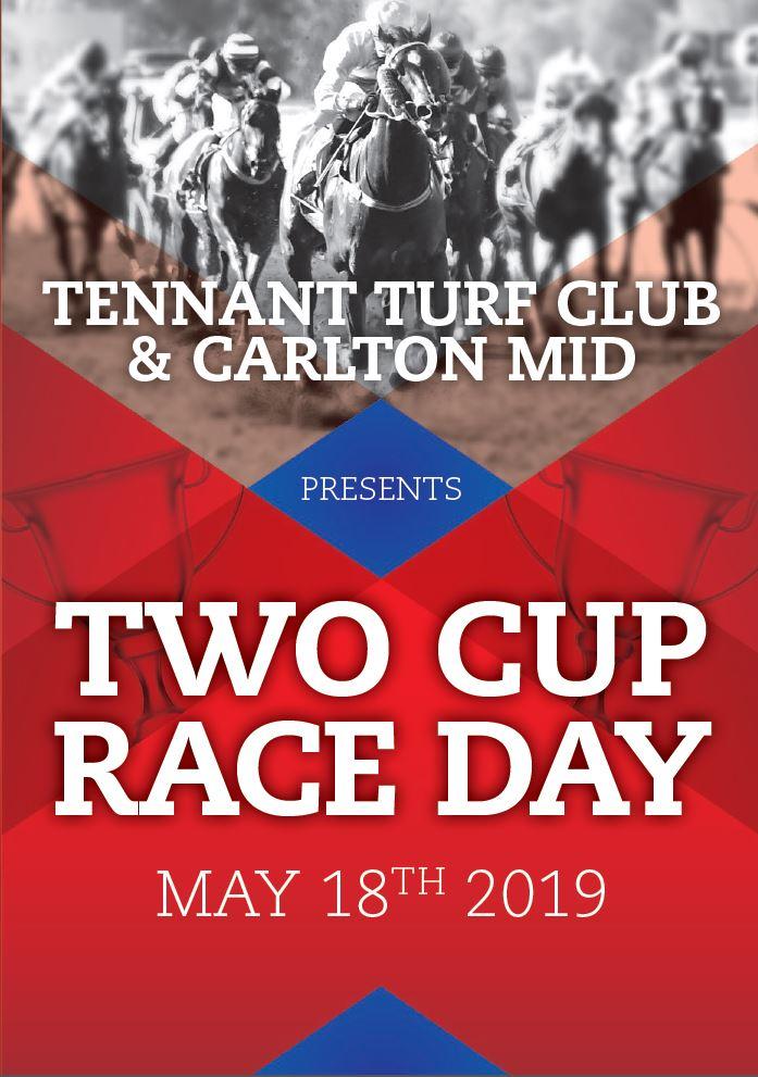 Tennant Race book